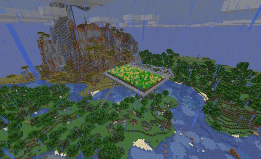 A Brand New Minecraft Survival Server!