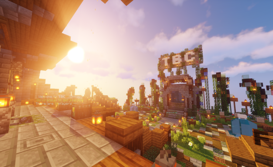 The Builder's Community – A Brand new Minecraft Server