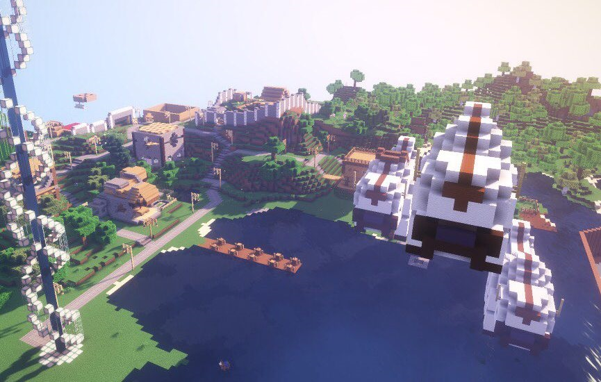 The Blacklist Network – A Minecraft Server Looking to Build a Fun and Active Player Base