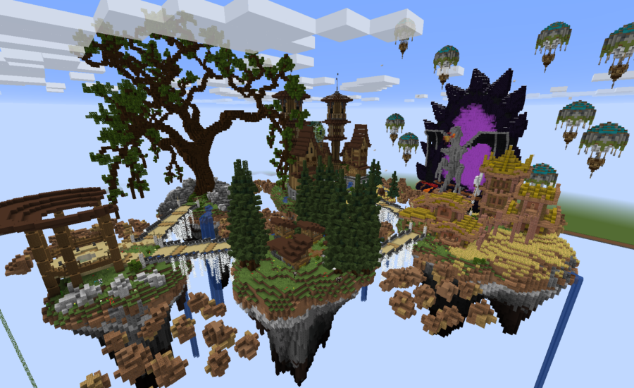 PegasusCraft – A Factions Minecraft Server with Amazing Plugins!
