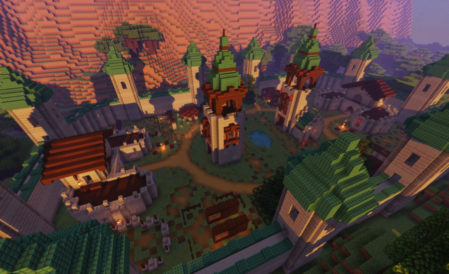 Oricraft – A New Original Minecraft Experience filled with Custom Gamemodes