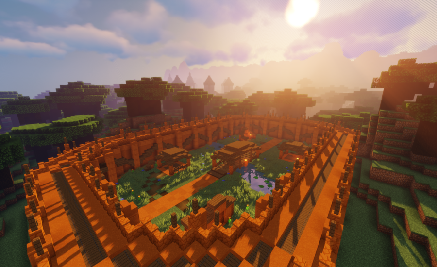SKCraft – A Minecraft Multiplayer Survival Server with a Friendly Community