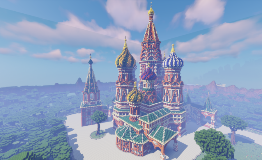 Legendary-Kings- A Unique Minecraft Kingdoms Server