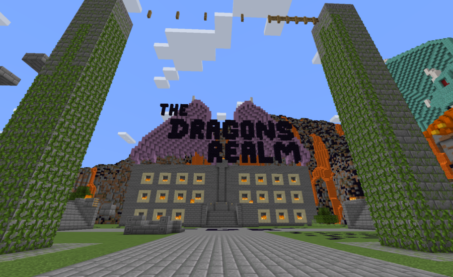 Dragons Realm – A Fun Minecraft Server Experience with Factions and Skyblock