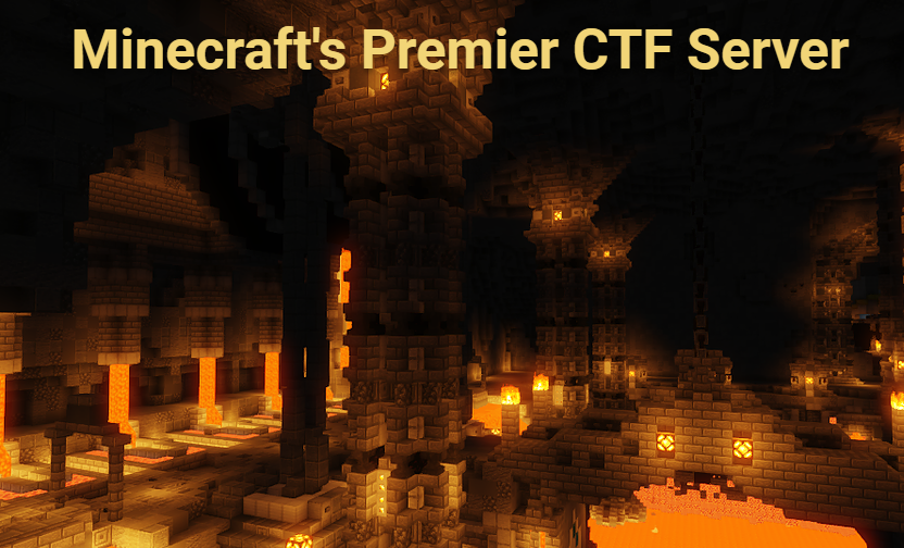 Corona CTF – A Unique Minecraft Capture the Flag Server with Rich Class-Based PvP
