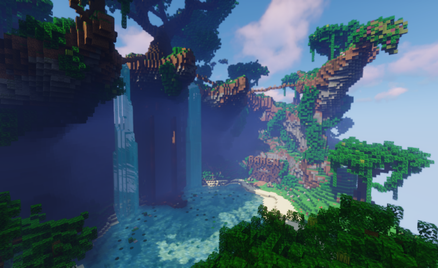 Vortex is a Skyblock Server with The Player Experience in Mind