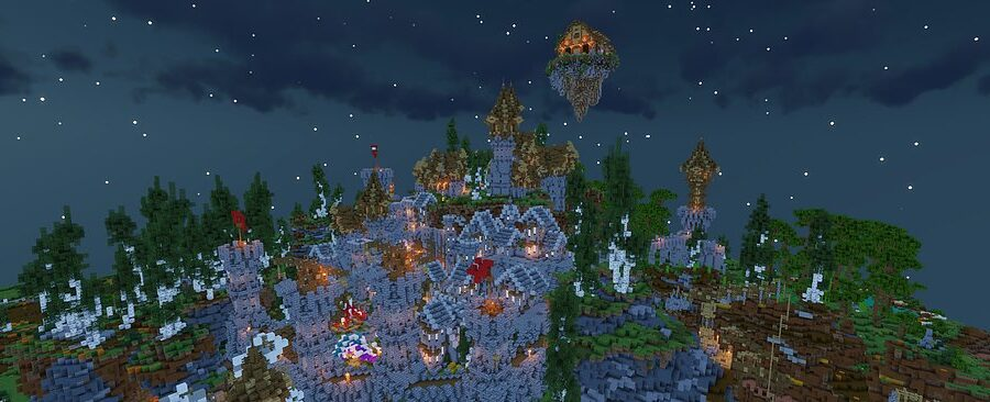 CerealLand – A Top-Tier Minecraft Towny mcMMO Survival Server with RPG Races and Pets