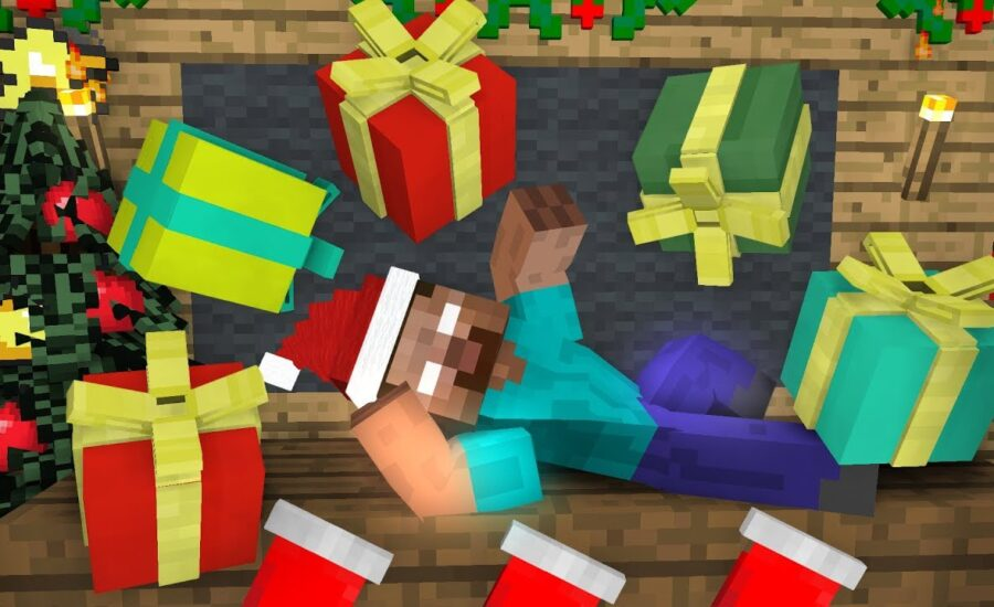 Gifts Fit for the Average Minecraftian