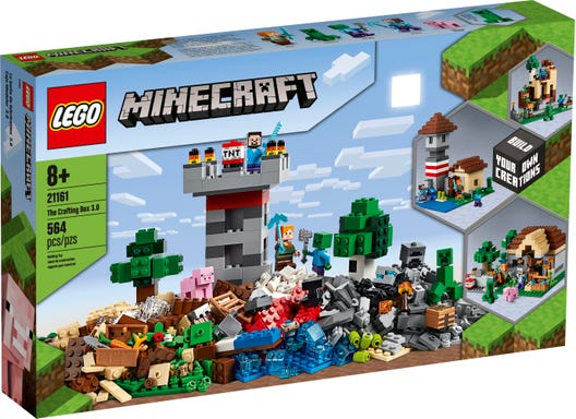 Lego Minecraft The Mountain Cave – A Perfect Gift Review