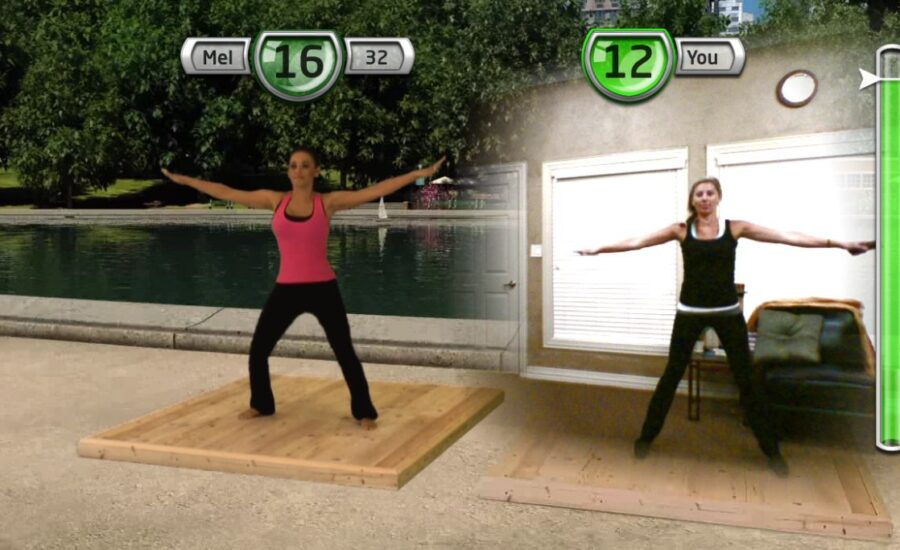 """Video Game Review: """"Get Fit with Mel B"""" for PS3"""