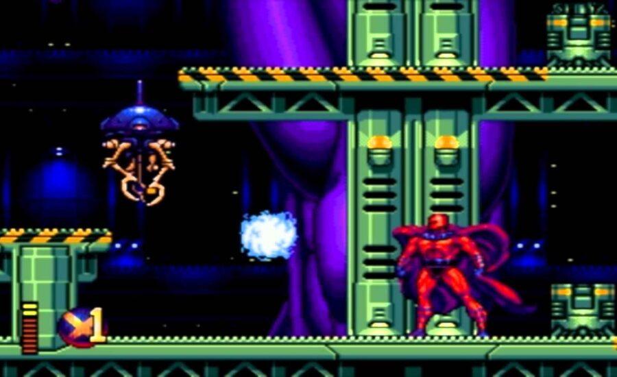 Review of X-Men 2: Clone Wars for the Sega Genesis