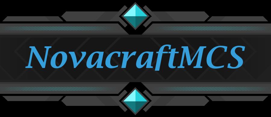 NovacraftMC – A Minecraft Survival Server with a Classic Feel but a Custom Experience