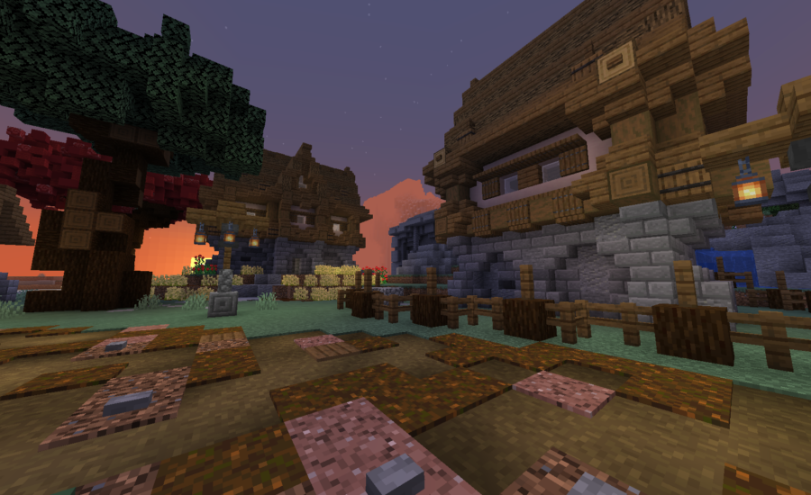 WorstedMC – A Unique 1.16.2 Survival Minecraft Server with KitPvP!