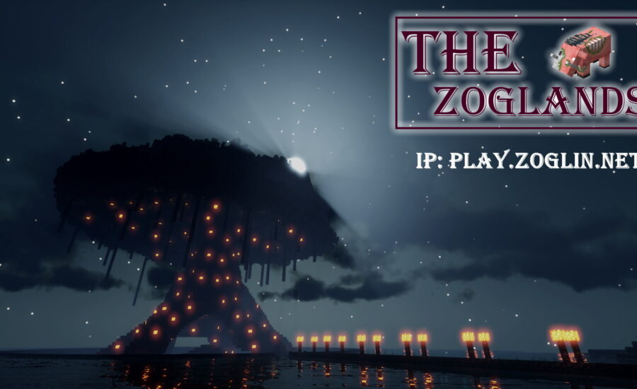 Zoglands – A Brand New Minecraft Survival Server with PvP