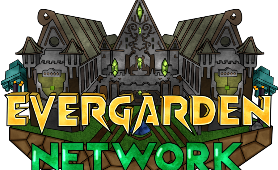Evergarden Network – A Java Spigot Network Featuring Towny and Creative