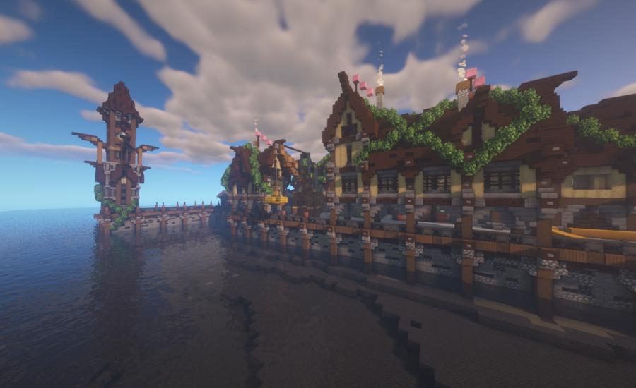 Sailor's Paradise – A Thriving Minecraft Semi-Vanilla Community