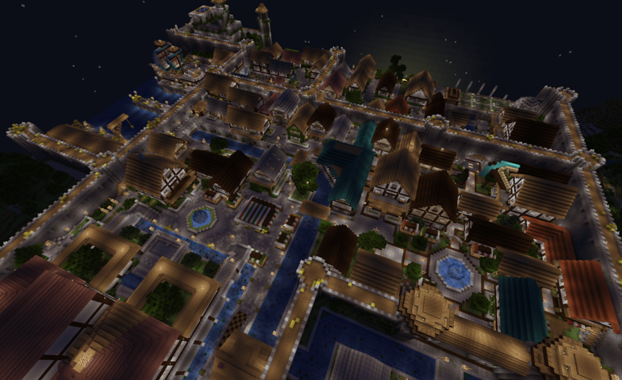 Check out this new ANARCHY server making waves in the Minecraft Java community!