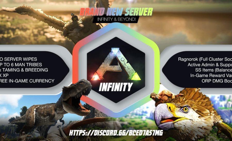 Ark Infinity – A Brand New Ragnarok Server – PVP | Slight Boosted | MODS