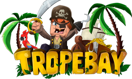 Tropebay – Minecraft Survival Server with a Custom Version of Slimefun