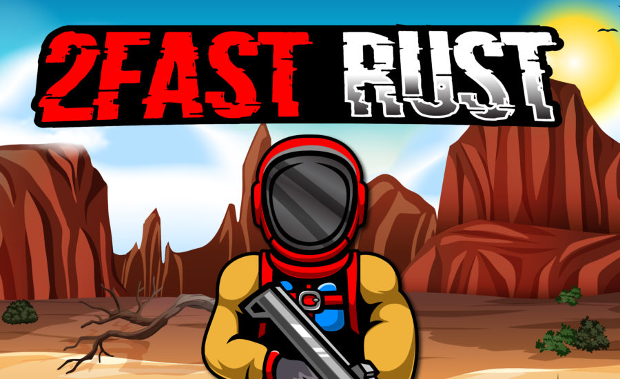 2Fast – A Young and Vibrant Rust Community with Players Globally