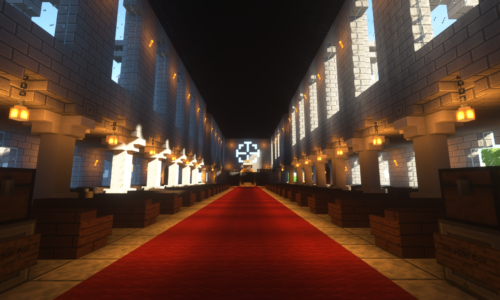 Mintopia Survival Minecraft Server with RPG and Role-playing elements